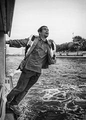 L'homme du Chao Praya.
