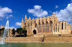 ES - Palma de Mallorca - Cathedral La Seu