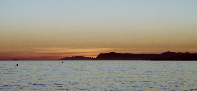 Mediterranen Sunset