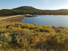 Boca Dam & Reservoir