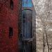 facades ombragée