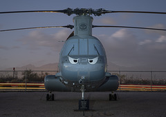 Boeing Vertol CH-46F Sea Knight 156469
