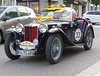 MG TC Bj 1947