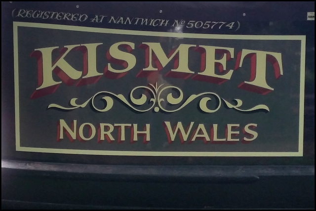 Kismet, North Wales