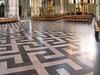 Labyrinth in der Kathedrale zu Amiens