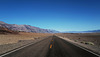 Death Valley, Endless road...