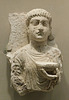Gravestone of a Young Man Holding a Bowl in the Metropolitan Museum of Art, September 2018