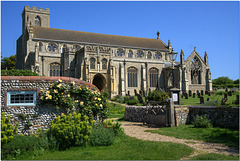St Margaret's, Cley-next-the-Sea