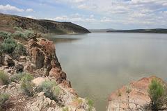Chimney Dam Reservoir
