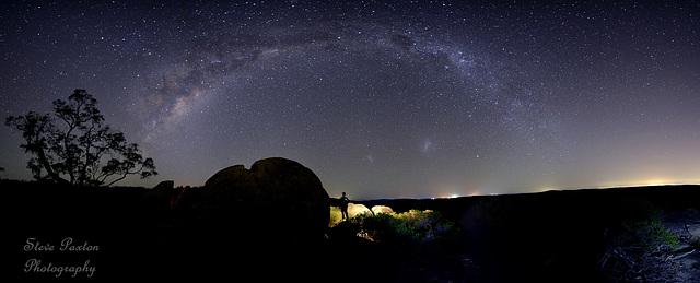 Milky Way bow