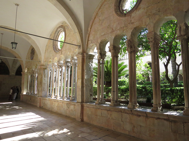 Dubrovnik : monastère des franciscains, 2.