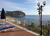 Hotel-Terrasse bei Forio/ Ischia
