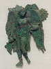 Fragment of a Bronze Relief of Eros in the Metropolitan Museum of Art, August 2019