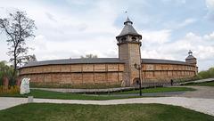 Цитадель Батуринской крепости / Citadel of Baturyn Fortress