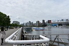 False Creek, Vancouver     HFF  -  Have a nice one