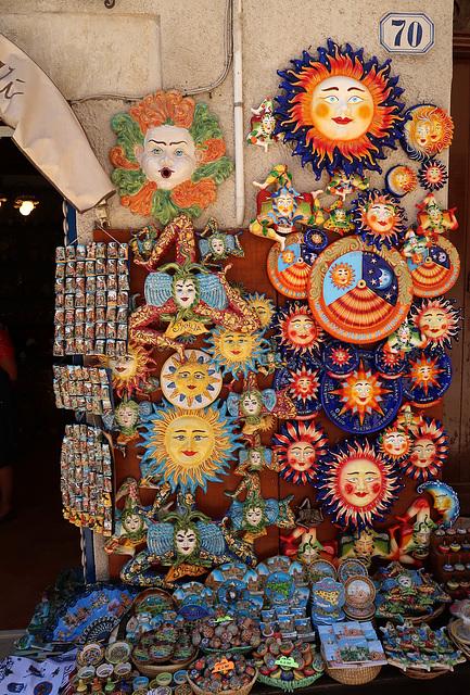 Lovely souvenir ceramics