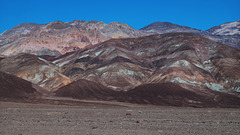 Death Valley, Colours