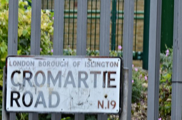 Cromartie Road, N19