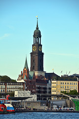 Was wäre Hamburg ohne Michel