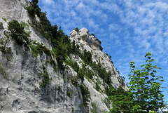 Non loin du Mont Granier (Isère, France)