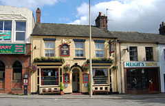 The Coachmakers Arms, Hanley, Stoke on Trent, Staffordshire