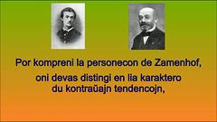 Zamenhof kaj la Movado
