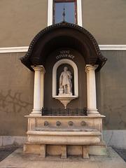 Szent Istvan Kut (Eger, Hungary)