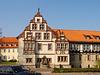 Bad Gandersheim, Abtei mit Elisabethbrunnen