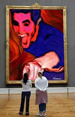 Art Has the Last Laugh