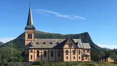 Lofoten Cathedral.