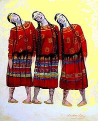 Danseuses russes