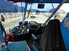 Jersey Heritage Trust amphibious bus - 4 Aug 2019 (P1030580)