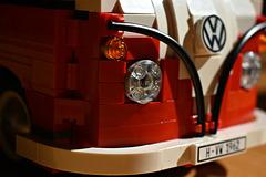 VW Bus, LEGO Style