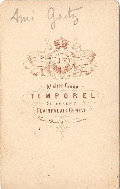 Philippe Ami Goetz (reverse)