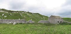 Barn and kiln