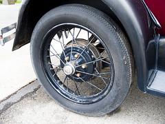 Model A Wheel