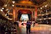 The famous Blackpool Tower Ballroom.