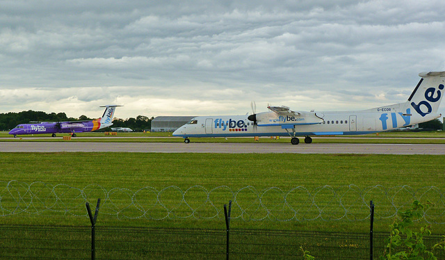 Flybe colours