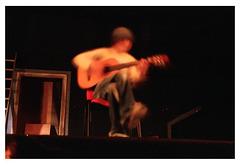 Playing 'Desaparecido' in Kino Bosna