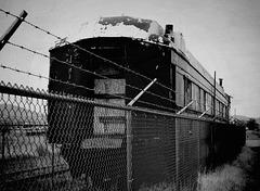 1914 Burlington Northern all-steel coach