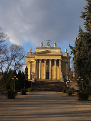 Eger, The Cathedral