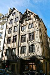 Maisons du XVIe siècle