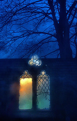 Cemetery Chapel....long deserted