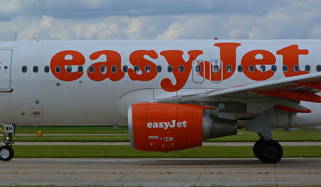EasyJet jet
