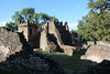 Ethiopia, Gondar, Royal Enclosure of Fasil Ghebbi, Ruins of Empress Mentewab Castle