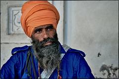 Moine-guerrier sikh