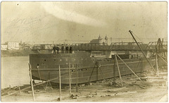 WP2099 WPG - (SHIP BUILDING - ROSAMOND BILLET)