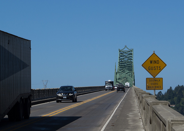 Coos Bay McCullough Bridge (#1126)