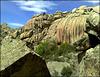 La Cabrera granite