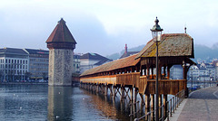 CH - Luzern - Kapellbrücke